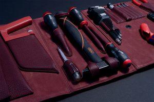 Detail Geronimox Werkzeugrolle