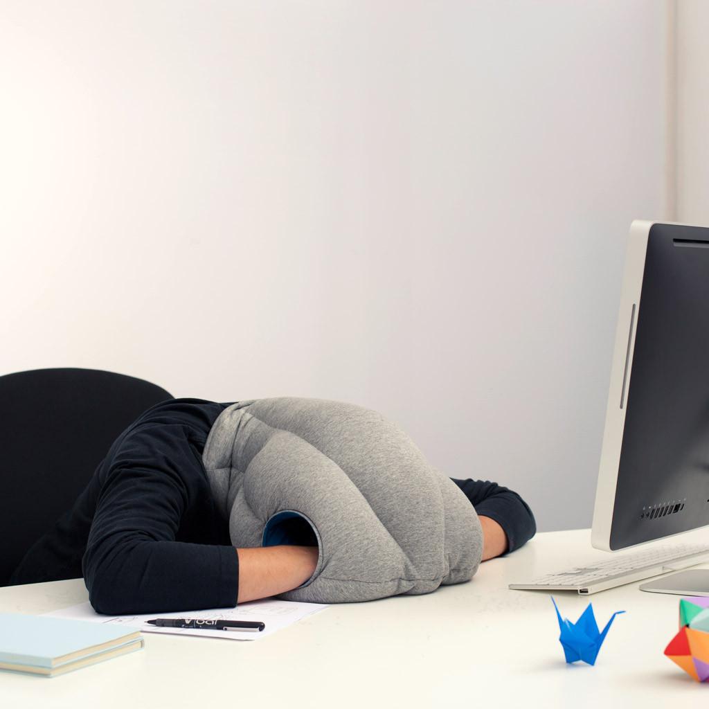 kissen ostrich pillow von studio banana