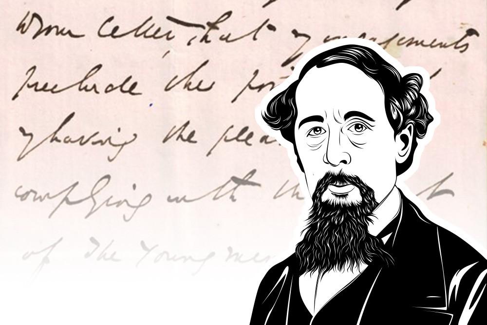 Charles Dickens Art