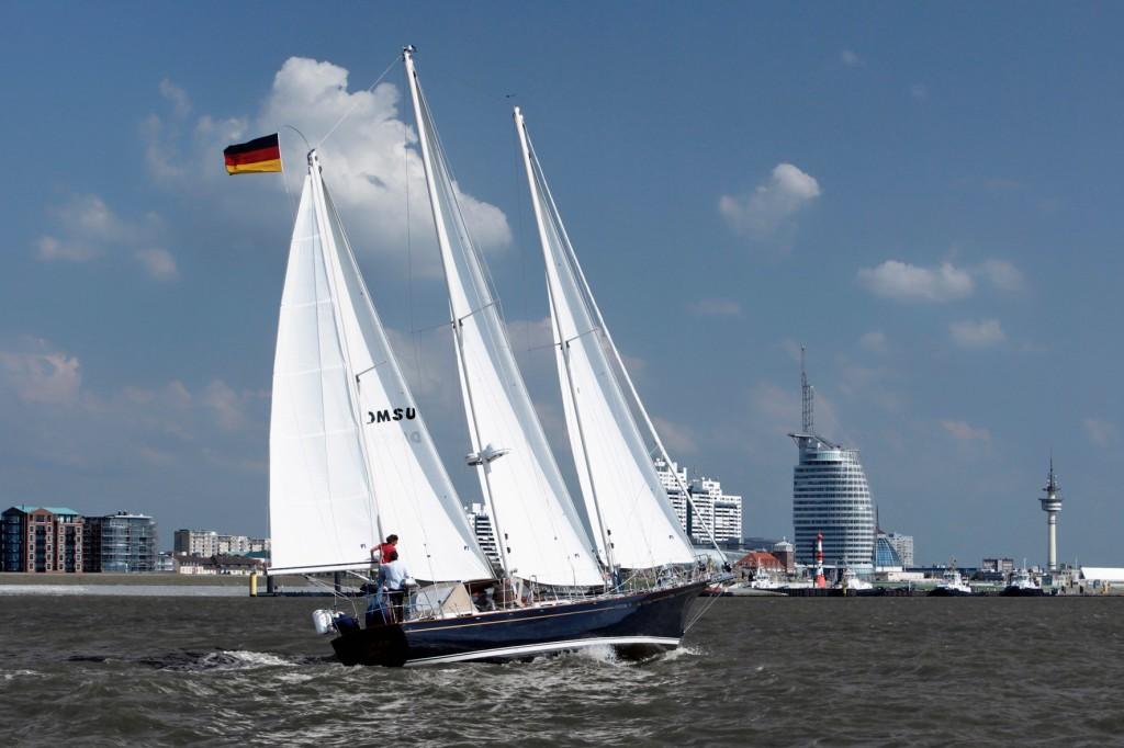 hans-joachim kulenkampff yacht