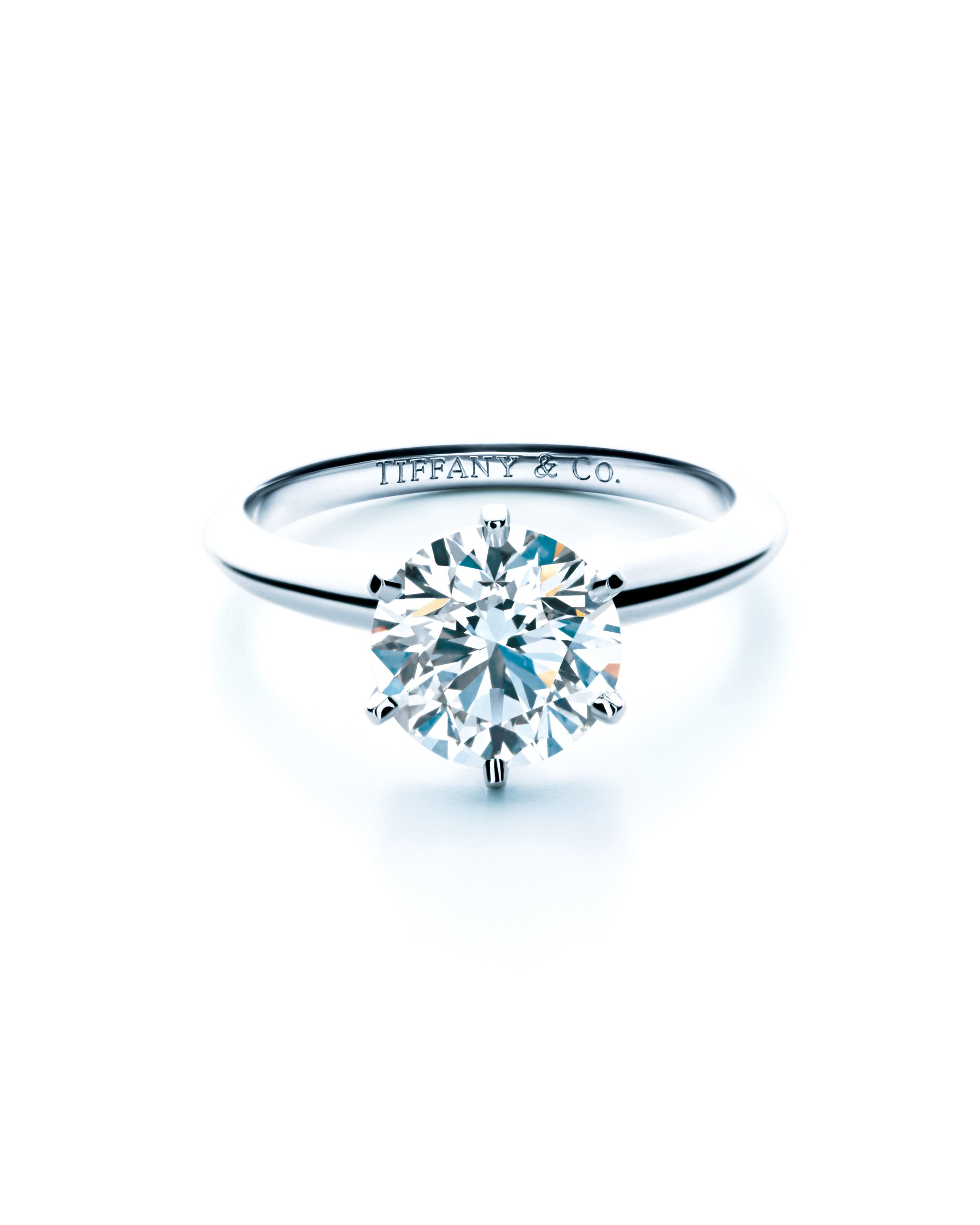 der engagement ring von tiffany co. Black Bedroom Furniture Sets. Home Design Ideas
